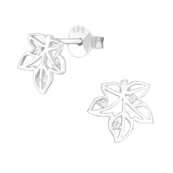 Cubic Zirconia Ear Studs ES-JB13673/40094
