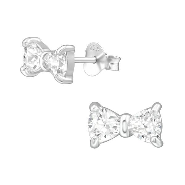 Cubic Zirconia Ear Studs ES-JB5766/16166