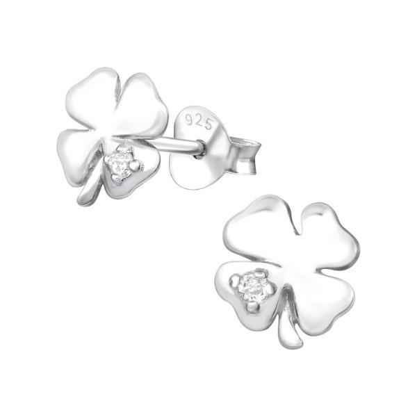 Cubic Zirconia Ear Studs ES-JB6264/21874