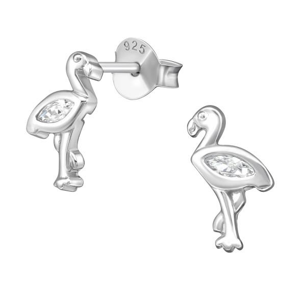 Cubic Zirconia Ear Studs ES-JB7171 RP/38882
