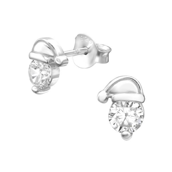 Cubic Zirconia Ear Studs ES-JB8649/29098