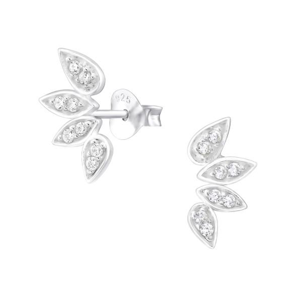 Cubic Zirconia Ear Studs ES-JB9688/32055