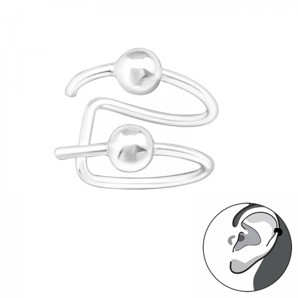 Ear Cuffs & Ear Pins EC-37/17634