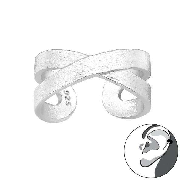 Ear Cuffs & Ear Pins EC-JB13054-BR/40924