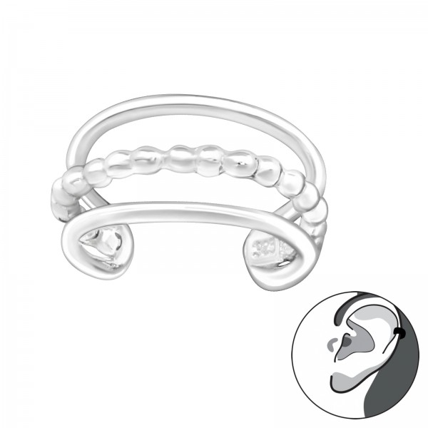 Ear Cuffs & Ear Pins EC-JB6147/22153