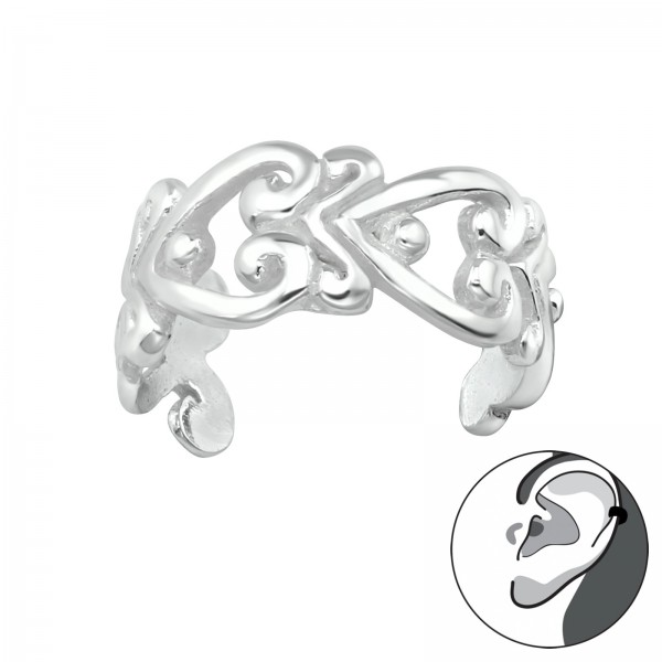 Ear Cuffs & Ear Pins EC-JB6176/22170