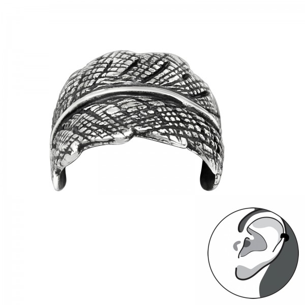 Ear Cuffs & Ear Pins EC-JB6202 OX/28132