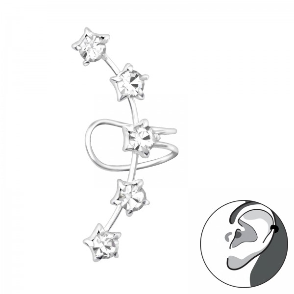 Ear Cuffs & Ear Pins EC-MI001/38492