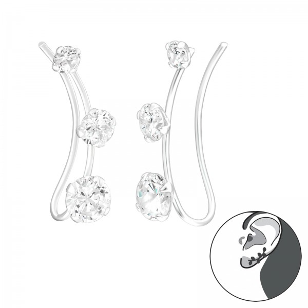 Ear Cuffs & Ear Pins EP-D002/39116