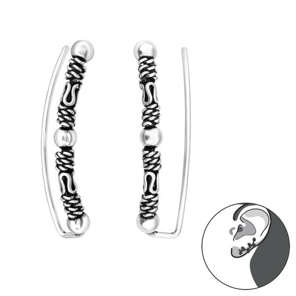 Ear Cuffs & Ear Pins EP-US008 OX/39089