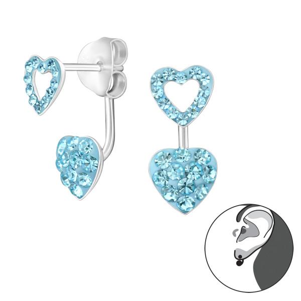Ear Jackets & Double Earrings BH1-CCHT18-CV-APS1991/17883