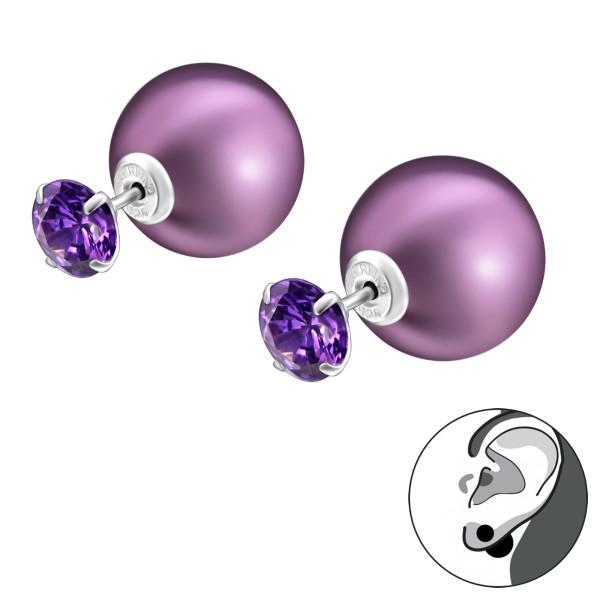 Ear Jackets & Double Earrings DE-APS2021-AM-P12/28173