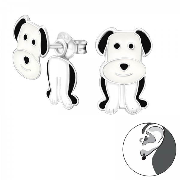 Ear Jackets & Double Earrings ES-APS2202-APS2052-N1/24628