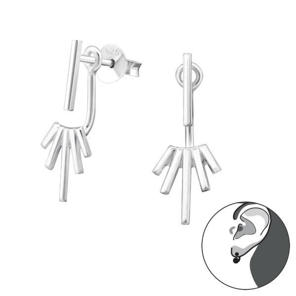Ear Jackets & Double Earrings ES-APS2333-APS2511-APS2716/31517