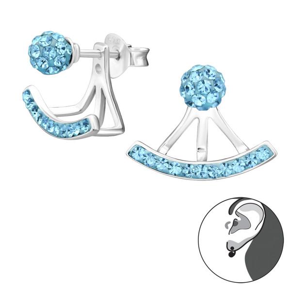 Ear Jackets & Double Earrings ES-JP3-FB4-BH3-JB7832/28594