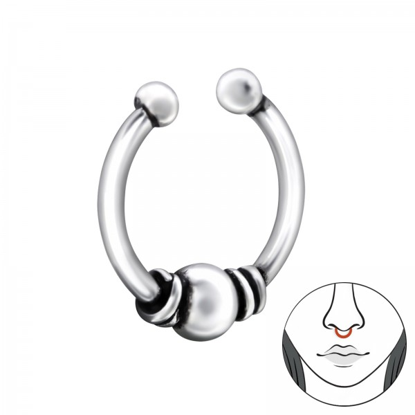 Nose Studs & Clips NC-APS2376-1M OX/28382