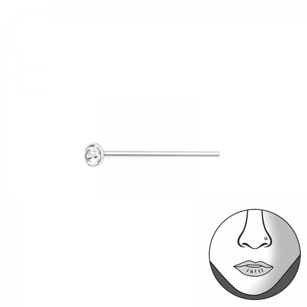 Nose Studs & Clips NS-035-PP9-BTF /31484