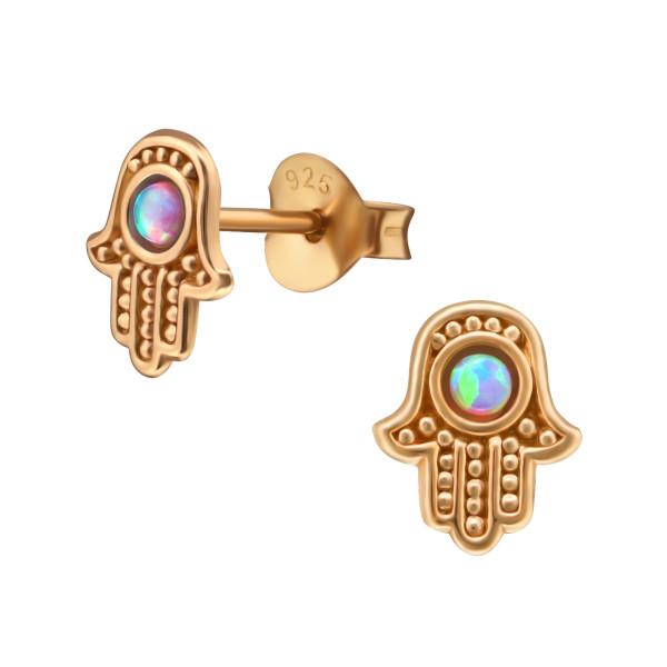 Opal and Semi Precious Ear Studs ES-APS2623  RGP/38509
