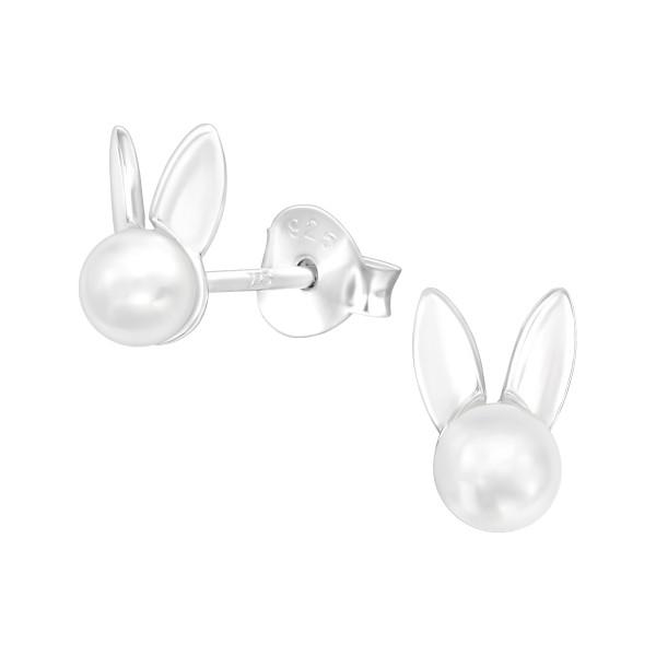 Pearl Ear Studs ES-JB10247-PPL4/40080