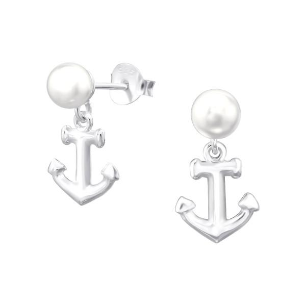 Pearl Ear Studs ES-JP3-PPL5-HP-APS1973/38397