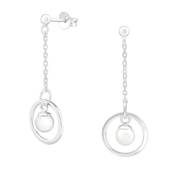 Pearl Ear Studs ESSB-2.5-FORZ25-1.5-HP-JP3-PPL5-APS2517-A-0.8M/37797