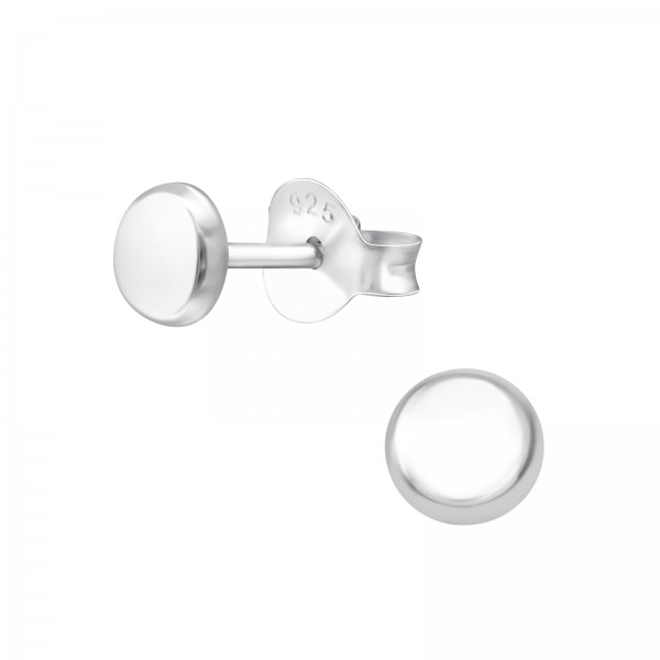 Plain Ear Studs CCRD-4M-REV/36635