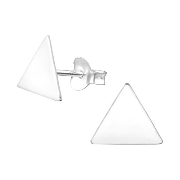 Plain Ear Studs CCTR-42-FLAT/36344