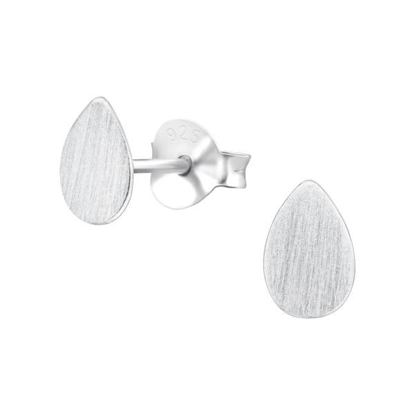 Plain Ear Studs ES-APS1405-FLAT-BR/27389