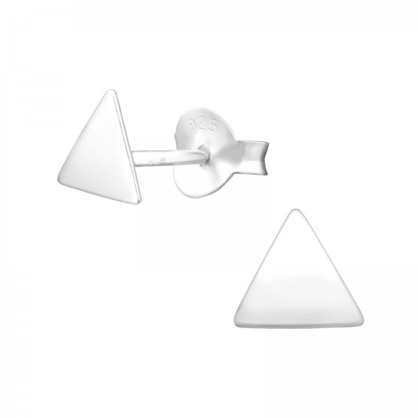 Plain Ear Studs ES-APS1500-FLAT/23390