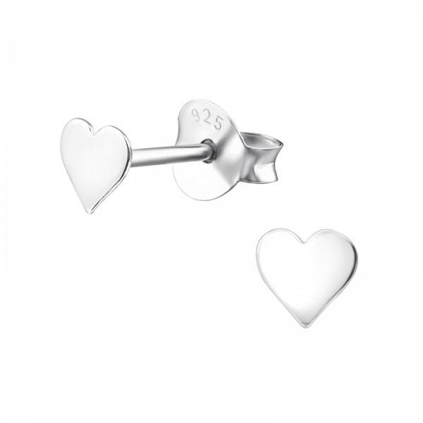 Plain Ear Studs ES-APS1600-FLAT/20621