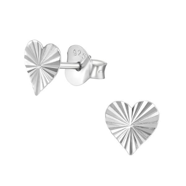 Plain Ear Studs ES-APS1605-DC1-RP/38606