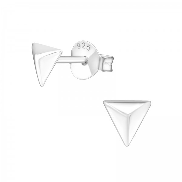 Plain Ear Studs ES-APS1640/19039