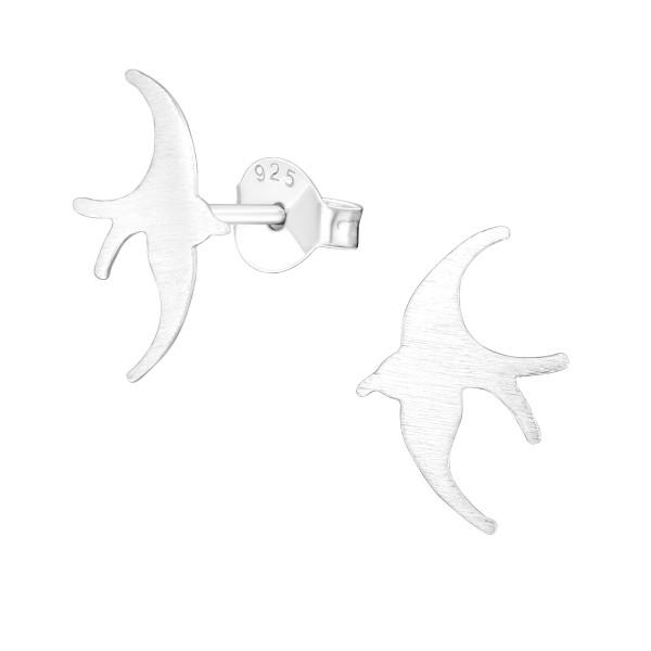 Plain Ear Studs ES-APS1672 BR/22945