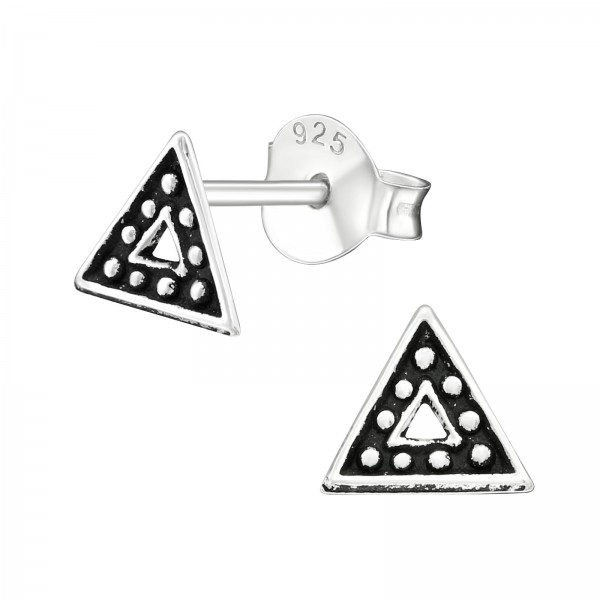 Plain Ear Studs ES-APS2471-OX/26242