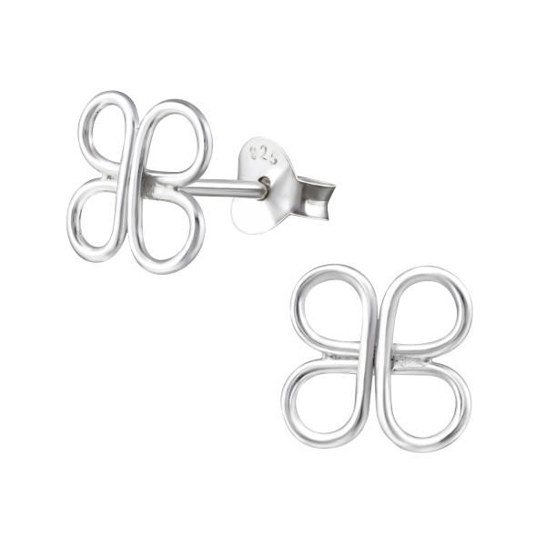 Plain Ear Studs ES-APS2589/31939