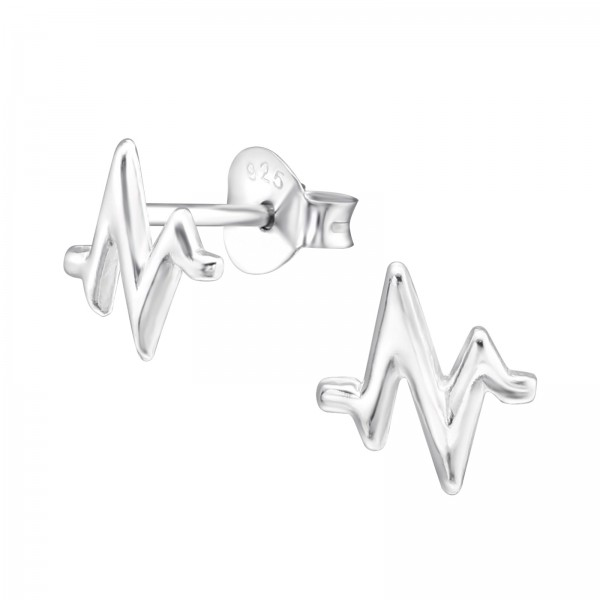 Plain Ear Studs ES-APS2616/28607