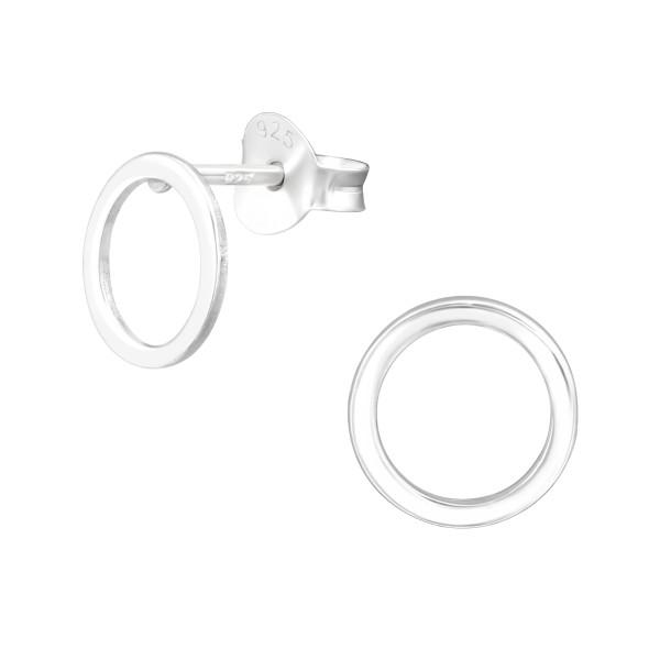 Plain Ear Studs ES-APS2688-A-0.6MM/40298