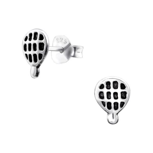 Plain Ear Studs ES-APS2766 OX/31310