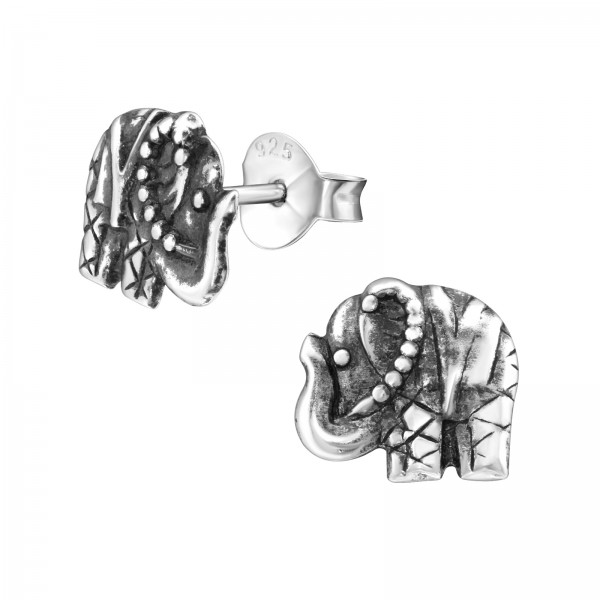 Plain Ear Studs ES-APS2772 OX/31318