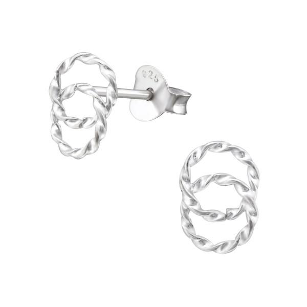 Plain Ear Studs ES-APS2950/31935