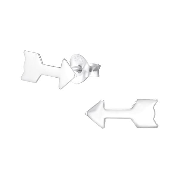 Plain Ear Studs ES-APS3125-FL/37933