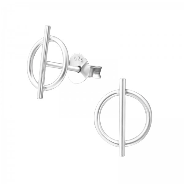 Plain Ear Studs ES-APS3181/33626