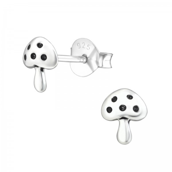 Plain Ear Studs ES-APS3209 OX/36899