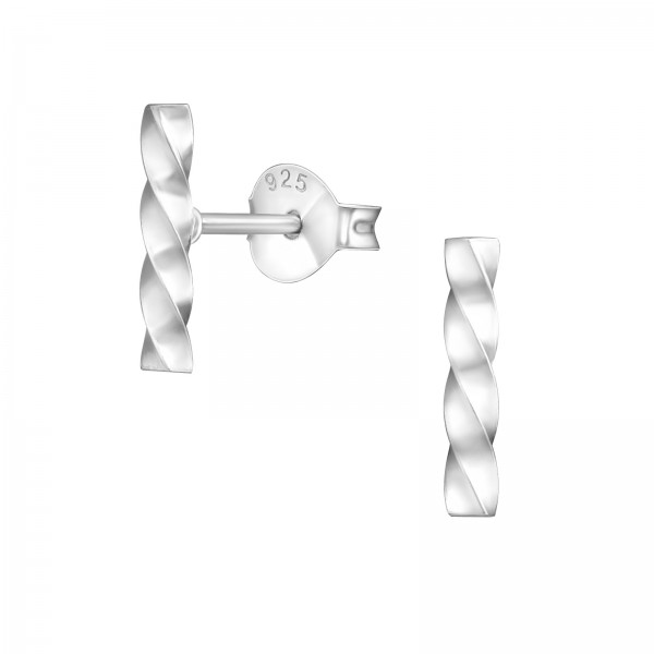 Plain Ear Studs ES-APS3236/36963