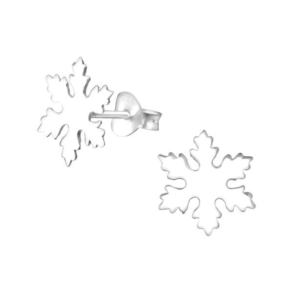 Plain Ear Studs ES-APS3263-FLAT2/33625