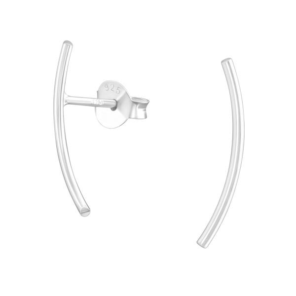Plain Ear Studs ES-APS3357/38299