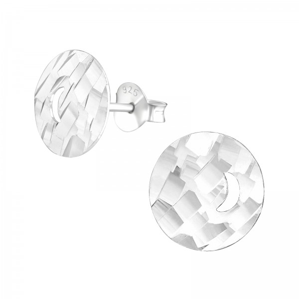 Plain Ear Studs ES-APS3470-DC03/36948