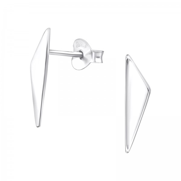 Plain Ear Studs ES-APS4014/39927