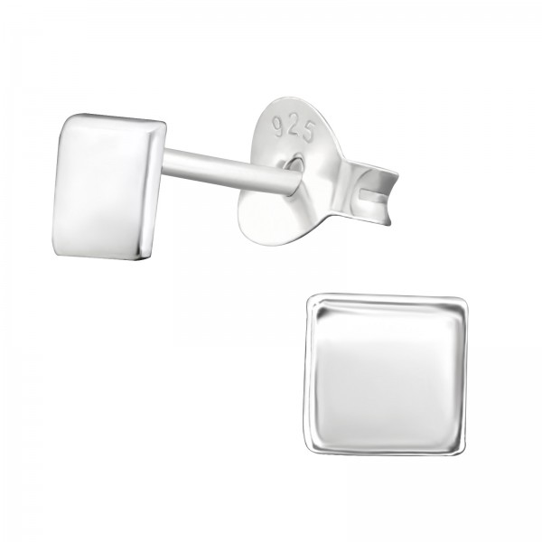 Plain Ear Studs ES-APS4032-0.5MM/38383