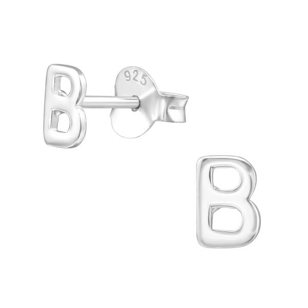 Plain Ear Studs ES-APS4386/39319